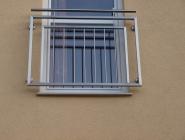 Edelstahl-Fenstersicherung